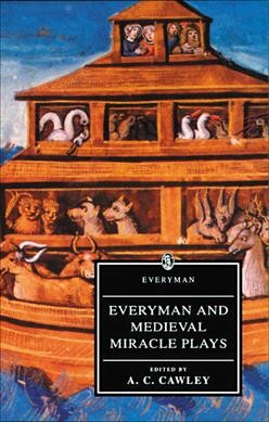 Everyman and Medieval Miracle Plays cover