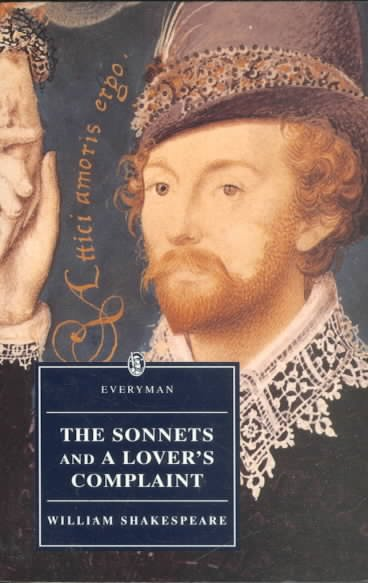 Sonnets & a Lover's Complaint (Everyman's Library) cover
