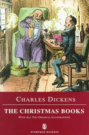 The Christmas Books (Everyman's Library (Paper)) cover