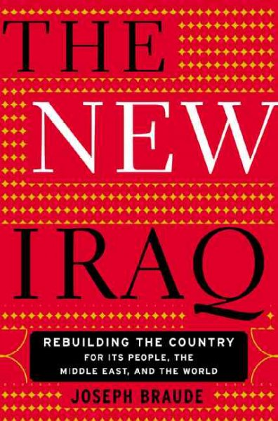 The New Iraq cover