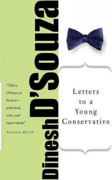 Letters to a Young Conservative (The Art of Mentoring)