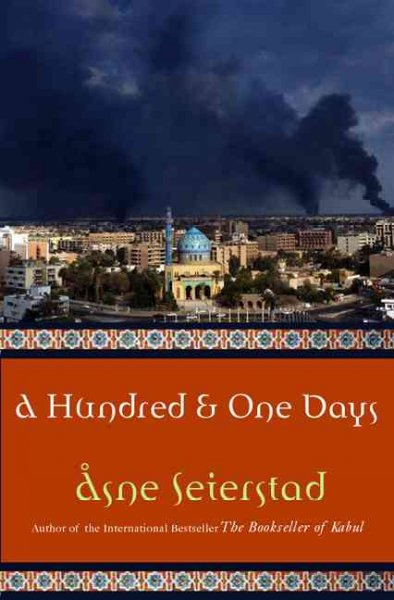 A Hundred and One Days: A Baghdad Journal cover