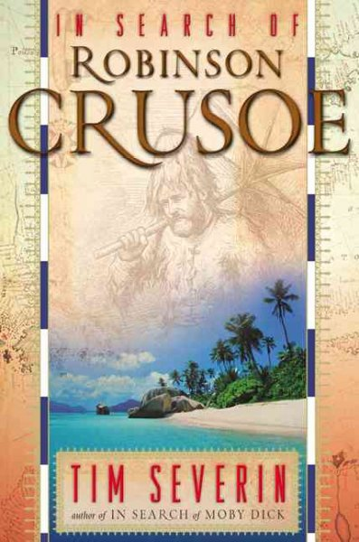 In Search Of Robinson Crusoe cover