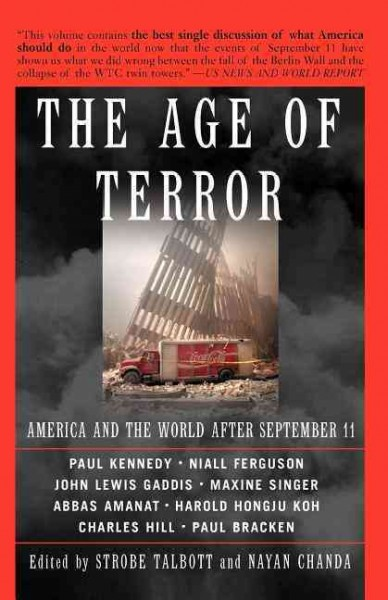 The Age Of Terror cover