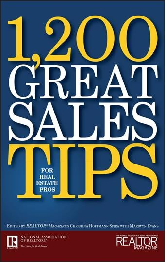1,200 Great Sales Tips for Real Estate Professionals cover