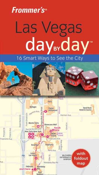 Frommer's Las Vegas Day by Day (Frommer's Day by Day - Pocket) cover