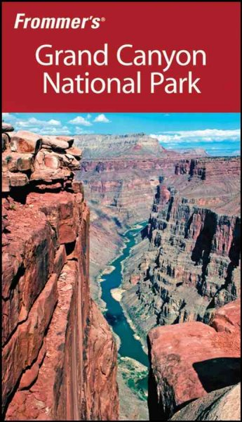 Frommer's Grand Canyon National Park (Park Guides) cover