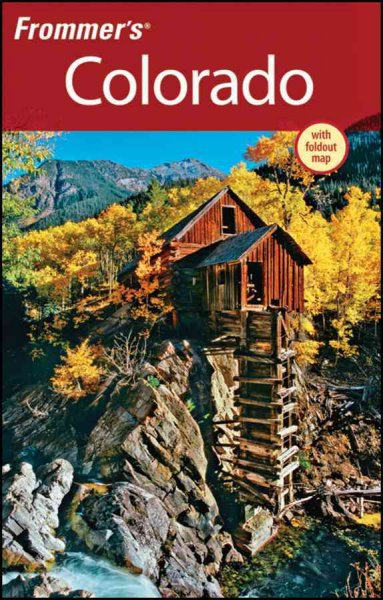 Frommer's Colorado (Frommer's Complete Guides) cover