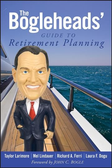 The Bogleheads' Guide to Retirement Planning cover