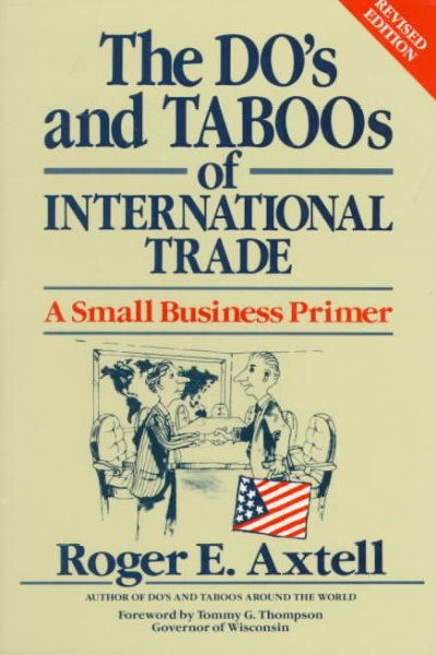 The Do's and Taboos of International Trade: A Small Business Primer cover