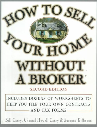 How to Sell Your Home Without a Broker cover