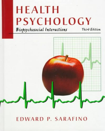 Health Psychology: Biopsychosocial Interactions cover