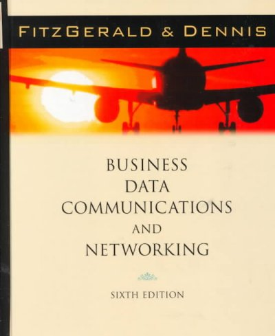 Business Data Communications and Networking, 6th Edition cover