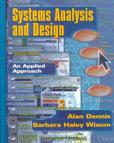 Systems Analysis and Design cover
