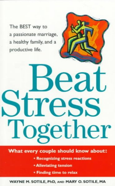 Beat Stress Together cover