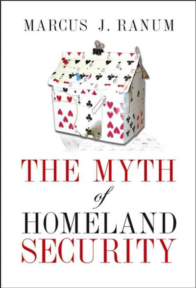 The Myth of Homeland Security cover