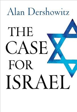 The Case for Israel cover