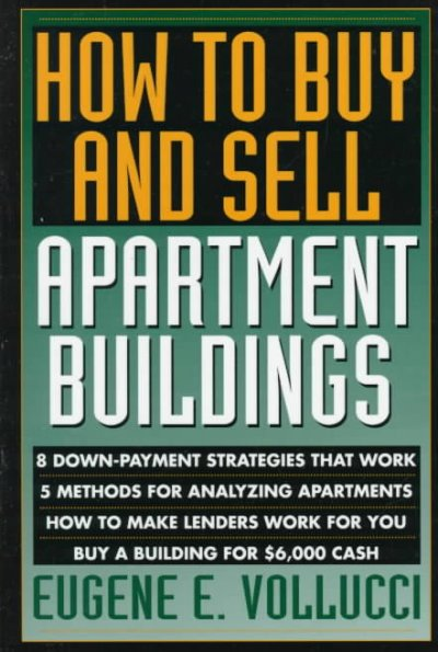How to Buy and Sell Apartment Buildings cover