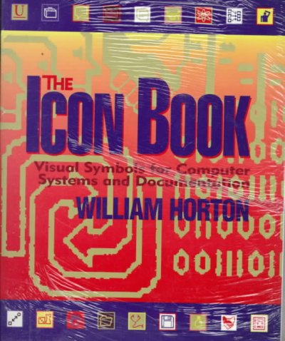 The Icon Book: Visual Symbols for Computer Systems and Documentation cover