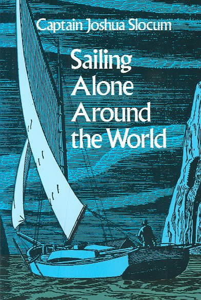 Sailing Alone Around the World cover
