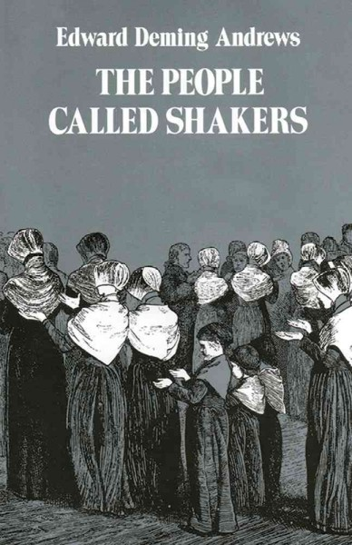 The People Called Shakers cover