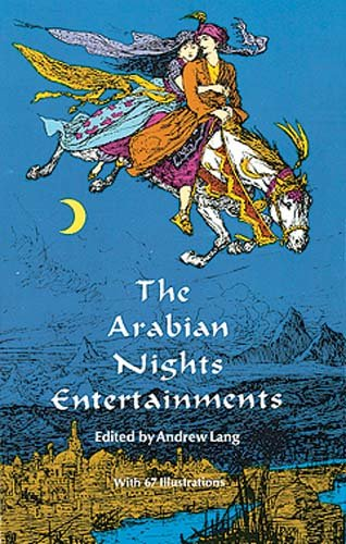 The Arabian Nights Entertainments (Dover Children's Classics) cover