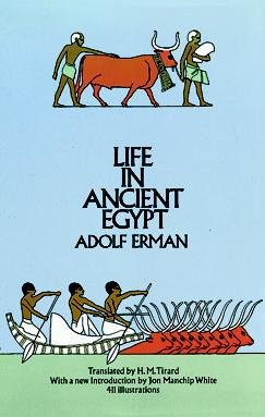 Life in Ancient Egypt cover