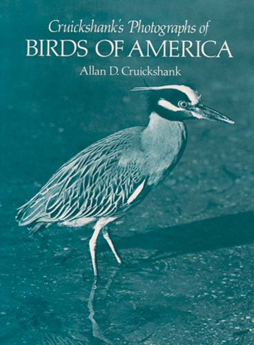 Cruickshank's Photographs of Birds of America cover