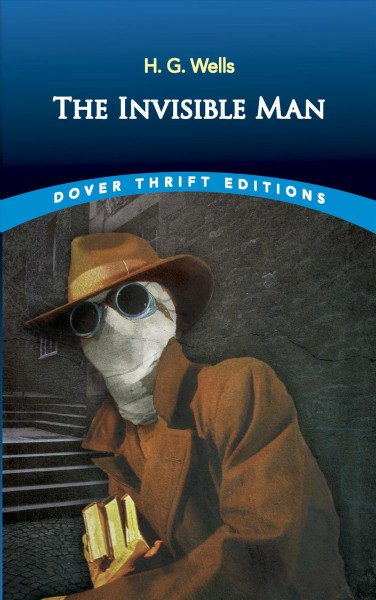 The Invisible Man (Dover Thrift Editions) cover