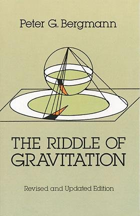 The Riddle of Gravitation: Revised and Updated Edition cover