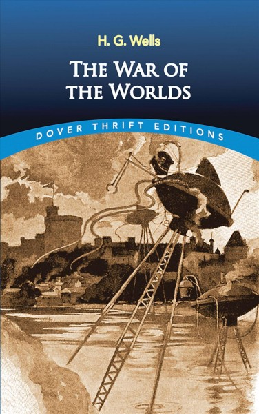 The War of the Worlds (Dover Thrift Editions) cover