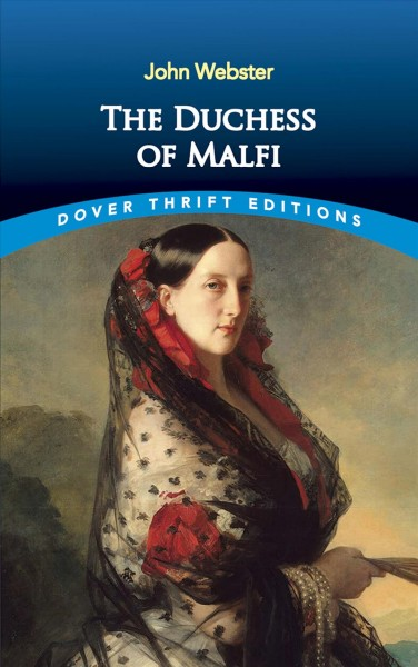 The Duchess of Malfi (Dover Thrift Editions) cover