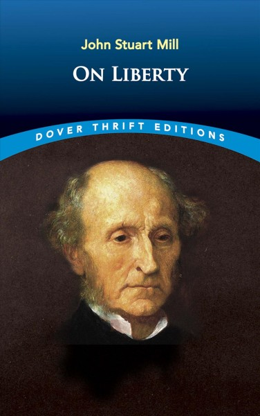 On Liberty (Dover Thrift Editions) cover