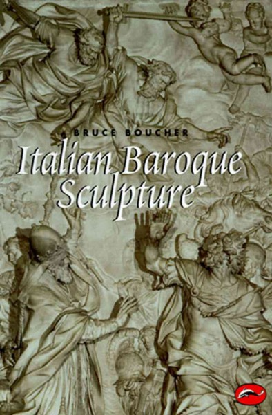 Italian Baroque Sculpture (World of Art) cover