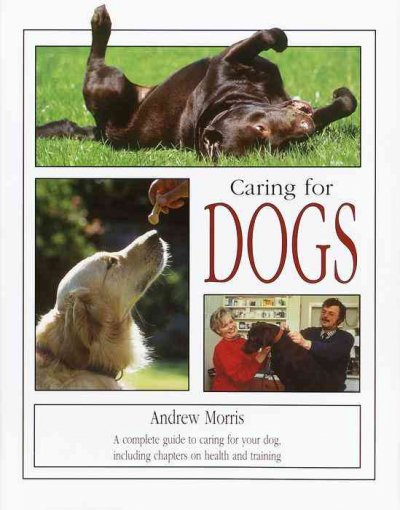 Caring for Dogs cover