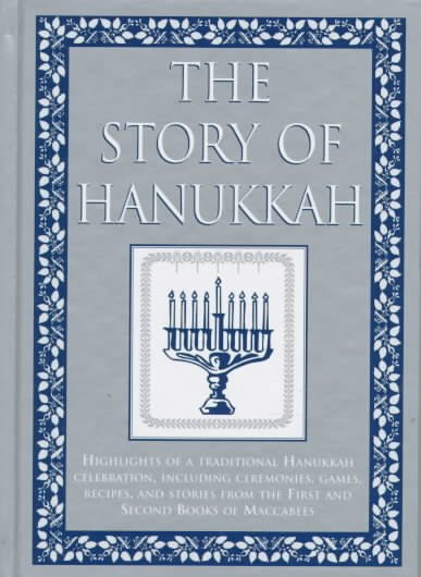 Story of Hanukkah cover