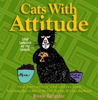 Cats with Attitude cover