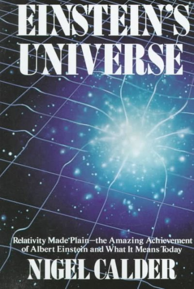 Einstein's Universe cover