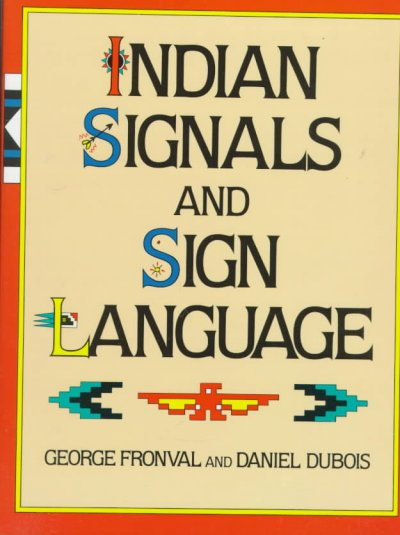 Indian Signals and Sign Language cover