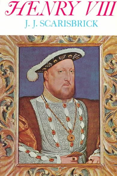 Henry VIII (English Monarchs Series) cover