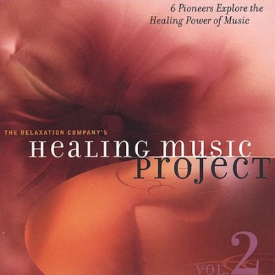 Healing Music Project 2 cover