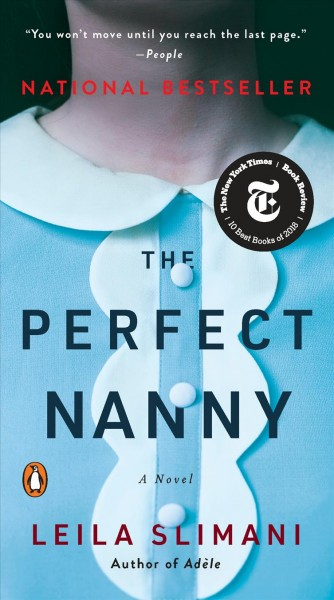 The Perfect Nanny: A Novel cover