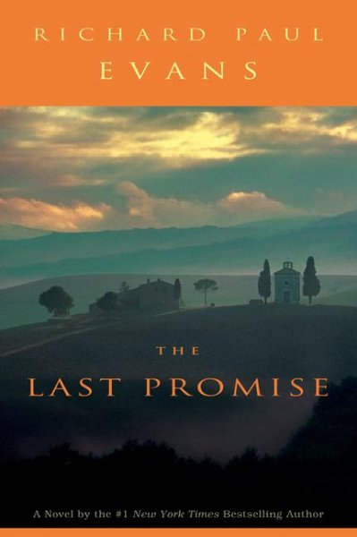 The Last Promise cover