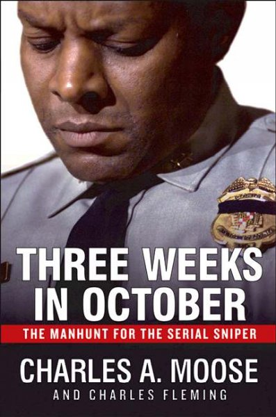 Three Weeks in October cover