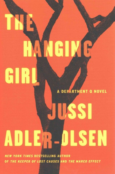The Hanging Girl: A Department Q Novel cover