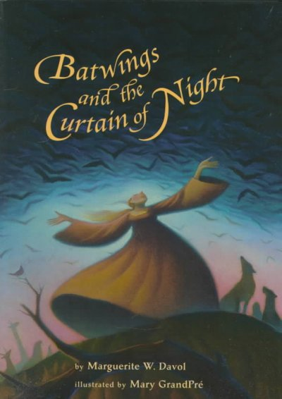 Batwings and the Curtain of Night cover