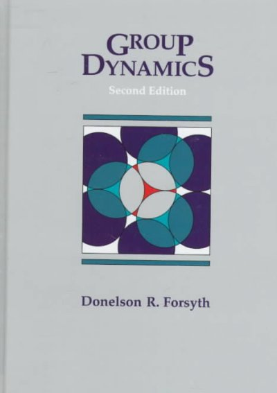 Group Dynamics (Psychology) cover