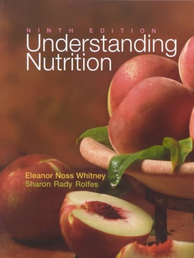 Understanding Nutrition, Ninth Edition cover
