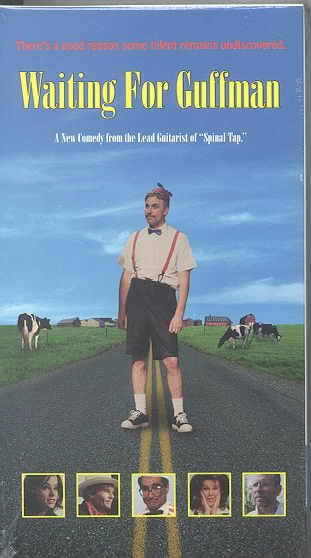 Waiting for Guffman [VHS] cover