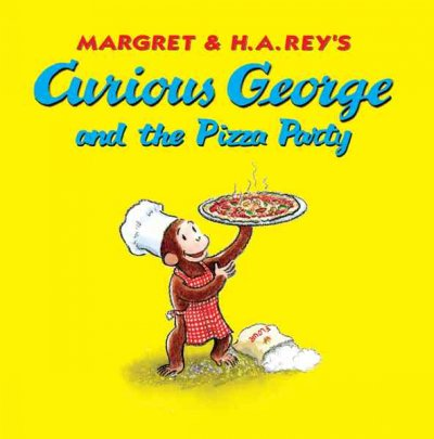 Curious George and the Pizza Party cover